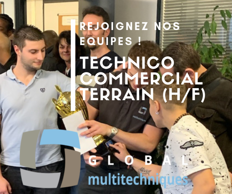 technico commercial H/F